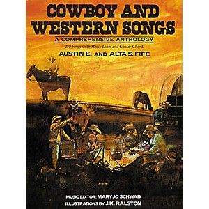 Creative-Concepts-Cowboy-and-Western-Songs-Guitar-Tab-Songbook--Standard