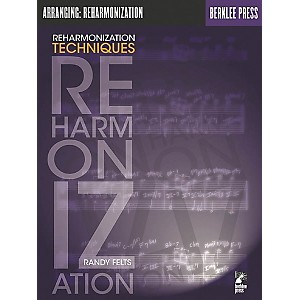 Berklee-Press-Reharmonization-Techniques-Book-Standard