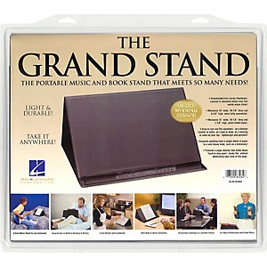 Hal-Leonard-The-Grand-Stand-Portable-Music-and-Book-Stand-Standard