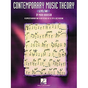 Harrison-Music-Education-Systems-Contemporary-Music-Theory-Level-2-Book-Standard