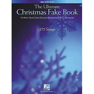 Hal-Leonard-The-Ultimate-Christmas-Fake-Book-4th-Edition--Standard