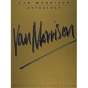 Hal-Leonard-Van-Morrison-Anthology-Piano--Vocal--Guitar-Songbook--Standard