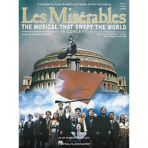 Hal-Leonard-Les-Miserables-in-Concert-Vocal-Selections-Book-Standard