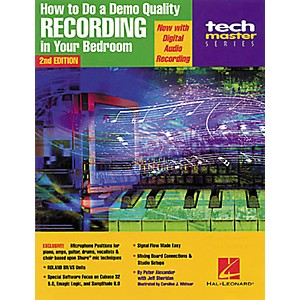 Hal-Leonard-How-to-Do-a-Demo-Quality-Recording-in-Your-Bedroom---2nd-Edition-Book-Standard