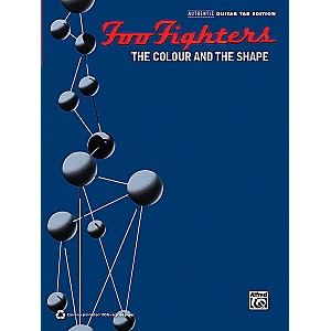 Alfred-Foo-Fighters---The-Colour-and-the-Shape-Transcribed-Score-Book-Standard