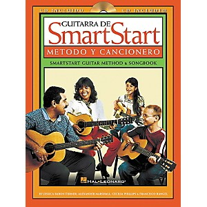 Hal-Leonard-Guitarra-De-SmartStart---Metodo-y-Cancionero-Guitar-Instruction-Book-Standard