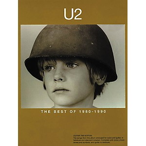 Hal-Leonard-U2-The-Best-of-1980-1990-Guitar-Tab-Songbook--Standard