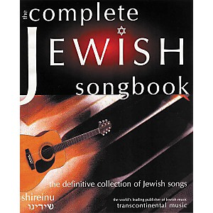 Transcontinental-Music-The-Complete-Jewish-Songbook--Standard