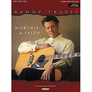 Word-Music-Randy-Travis---Worship---Faith-Piano--Vocal--Guitar-Songbook--Standard