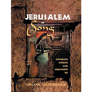 Tara-Publications-Jerusalem-In-Song-Book-Standard