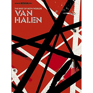Hal-Leonard-Van-Halen-Best-of-Both-Worlds-Guitar-Tab-Songbook--Standard