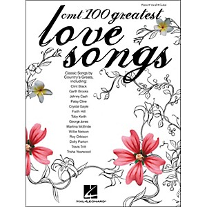 Hal-Leonard-CMT-s-100-Greatest-Love-Songs-Piano--Vocal--Guitar-Songbook-Standard