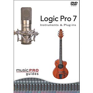 Hal-Leonard-Logic-Pro-7---Instrument-and-Plug-Ins-DVD-Standard
