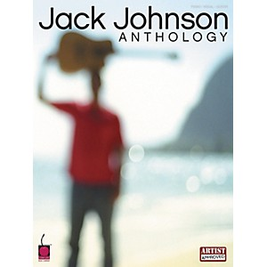 Cherry-Lane-Jack-Johnson-Anthology-Piano--Vocal--Guitar-Songbook--Standard