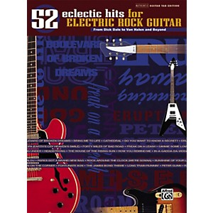 Alfred-52-Eclectic-Hits-for-Electric-Rock-Guitar-Tab-Songbook--Standard