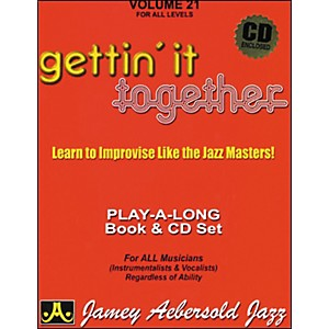 Jamey-Aebersold-Gettin--It-Together-Volume-21-Book-and-CD-Standard