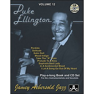 Jamey-Aebersold-Duke-Ellington-Play-Along-Book-and-CD-Standard