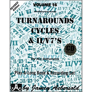 Jamey-Aebersold-Turnarounds--Cycles--and-II-V7-s-Volume-16-Book-and-CD-Standard