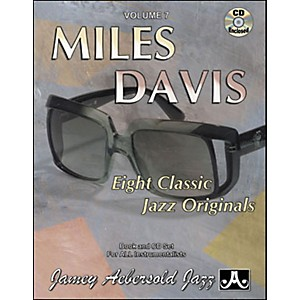Jamey-Aebersold-Miles-Davis-Book-and-CD-Standard