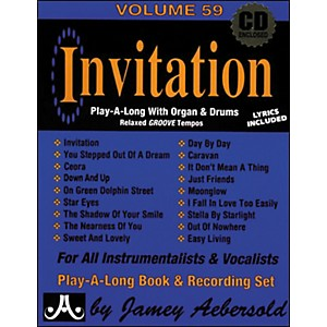 Jamey-Aebersold-Invitation-Book-and-CD-Standard