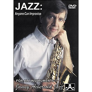 Jamey-Aebersold-Jazz--Anyone-Can-Improvise-DVD-Standard