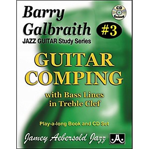 Jamey-Aebersold-Barry-Galbraith-Guitar-Comping-Book-CD-Standard