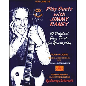 Jamey-Aebersold-Play-Duets-with-Jimmy-Raney-Play-Along-Book-and-CD-Standard
