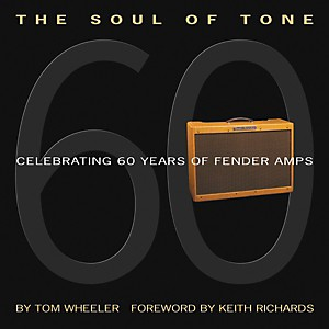 Hal-Leonard-The-Soul-Of-Tone---Celebrating-60-Years-of-Fender-Amps-Book-and-CD-Standard