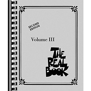 Hal-Leonard-The-Real-Book---Volume-3--C-Edition--Standard