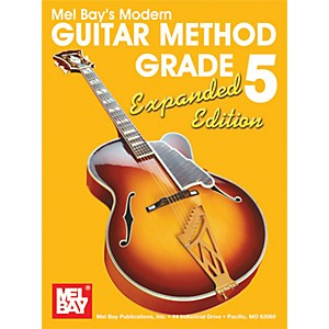 Mel-Bay-Modern-Guitar-Method-Grade-5-Book---Expanded-Edition-Standard