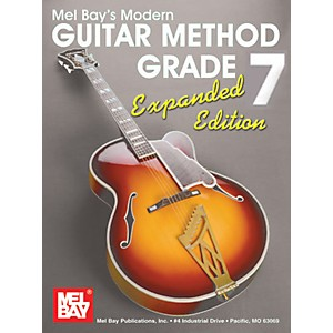 Mel-Bay-Modern-Guitar-Method-Grade-7-Book---Expanded-Edition-Standard