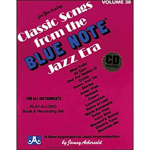 Jamey-Aebersold-Volume-38---Blue-Note---Play-Along-Book-and-CD-Set-Standard