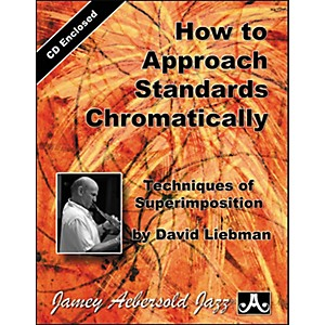 Jamey-Aebersold-How-To-Approach-Standards-Chromatically---Book-and-CD-Set-Standard