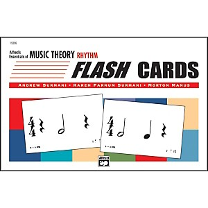 Alfred-Essentials-of-Music-Theory--Flash-Cards-Rhythm-Standard