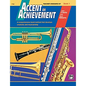 Alfred-Accent-on-Achievement--Book-1-Teacher-s-Resource-Kit-with-CD-Standard