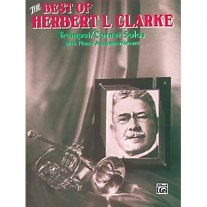 Alfred-The-Best-of-Herbert-L--Clarke-for-Brass-Book-Standard