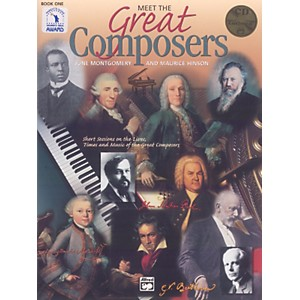 Alfred-Meet-the-Great-Composers--Classroom-Kit-Book-1-Book---CD-Standard