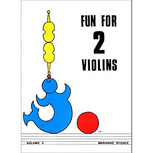Alfred-Fun-for-2-Violins--Volume-3-Book-Standard