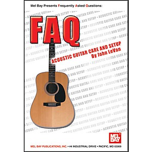 Mel-Bay-FAQ--Acoustic-Guitar-Care-and-Setup-Book-Standard