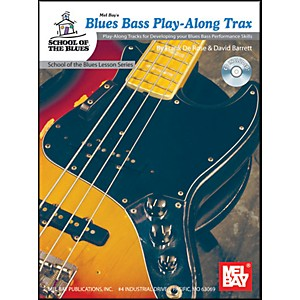 Mel-Bay-Blues-Bass-Play-Along-Trax-Book-and-CD-Standard
