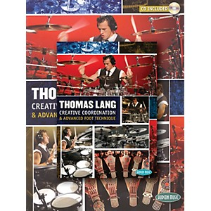 Hudson-Music-Thomas-Lang---Creative-Coordination---Advanced-Foot-Technique--Book-DVD-CD--Standard