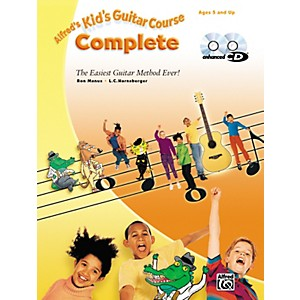 Alfred-Kid-s-Guitar-Course-Complete--Book-CD--Standard