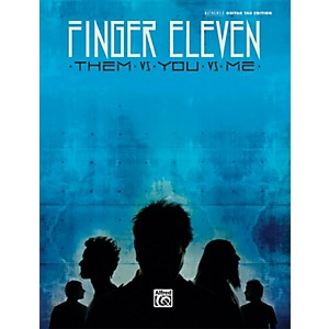 Alfred-Finger-Eleven---Them-vs--You-vs--Me-Guitar-Tab-Standard