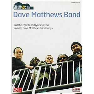 Cherry-Lane-Strum---Sing-Dave-Matthews-Band-Easy-Guitar-Series-Guitar-Tab-Songbook-Standard