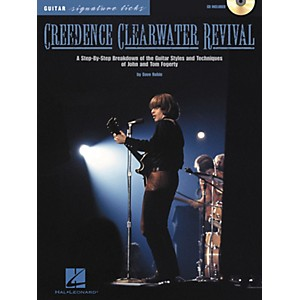 Hal-Leonard-Creedence-Clearwater-Revival-Guitar-Signature-Licks-CD-with-Tab-Standard