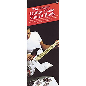 Music-Sales-The-Easiest-Guitar-Case-Chord--Book--Standard