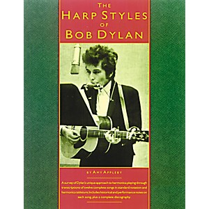 Music-Sales-The-Harp-Styles-of-Bob-Dylan--Book--Standard