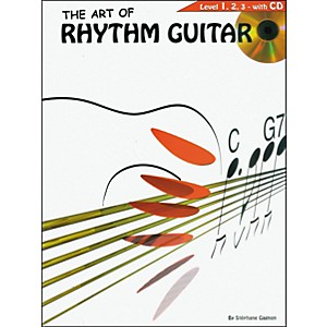 Carl-Fischer-Art-of-Rhythm-Guitar--Book-CD--Standard