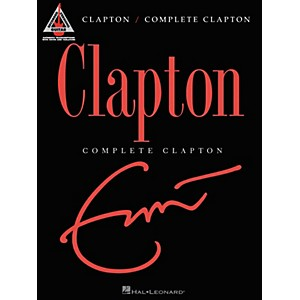 Hal-Leonard-Eric-Clapton-Complete-Clapton-Guitar-Tab-Songbook-Standard