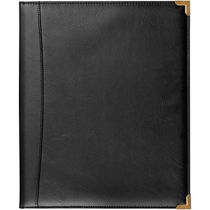 Protec-Deluxe-Padded-Music-Folder-Black